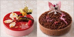 2017年 クリスマスケーキ 大丸松坂屋