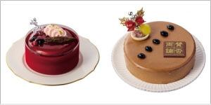 2017年 クリスマスケーキ イトーヨーカドー