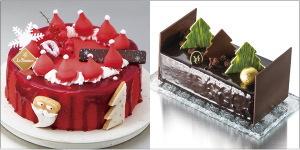 2017年 クリスマスケーキ まるひろ 丸広百貨店