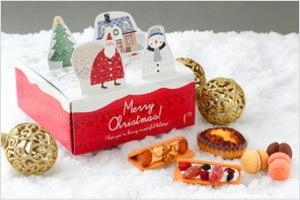 2017年 クリスマス限定スイーツ特集 C3(シーキューブ)