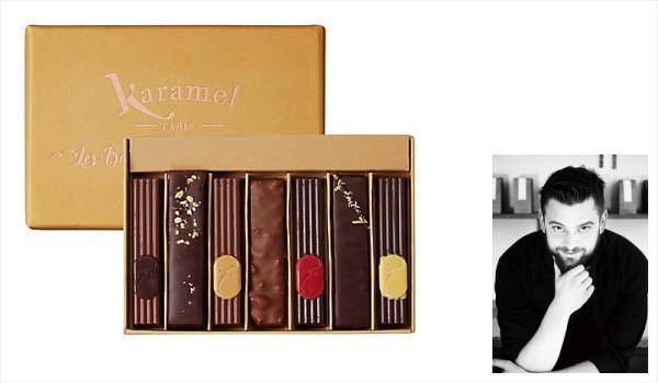 2018年 SALON DU CHOCOLAT  サロンドショコラ Karamel Paris キャラメルパリ