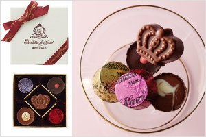 2018年バレンタイン特集(海外) Chocolaterie de Monaco(ショコラトリー・ドゥ・モナコ)