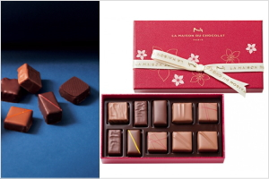 2018年ホワイトデー特集 La Maison Du Chocolat(ラメゾンデュショコラ)