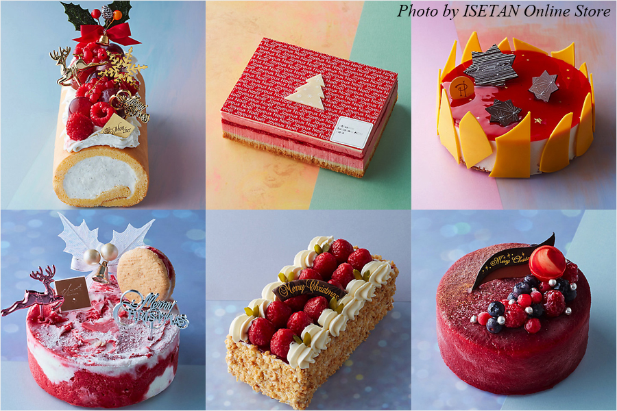 2020年 クリスマス ケーキ 配送 クリスマスケーキ Christmas Cake 伊勢丹 三越 銀座 日本橋 新宿