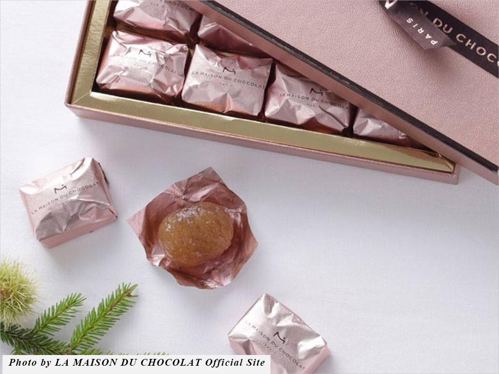 2021 マロングラッセ 栗 マロンスイーツ 期間限定 徹底調査 比較 種類 ブランド LA MAISON DU CHOCOLAT ラ・メゾン・デュ・ショコラ