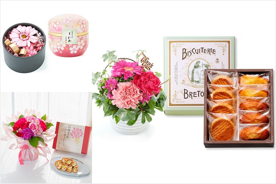 2021年 母の日 Mother's Day スイーツ 和菓子 グルメ 母の日膳 フラワーギフト 限定 オススメ 小田急