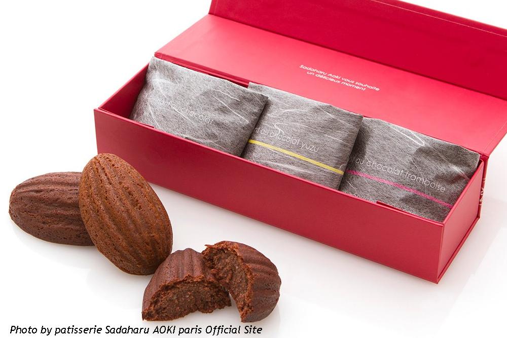 お取り寄せ Sadaharu AOKI サダハル・アオキ 焼菓子 焼き菓子 ショコラ フォンダンショコラ フォンダン・オ・ショコラ チョコレート