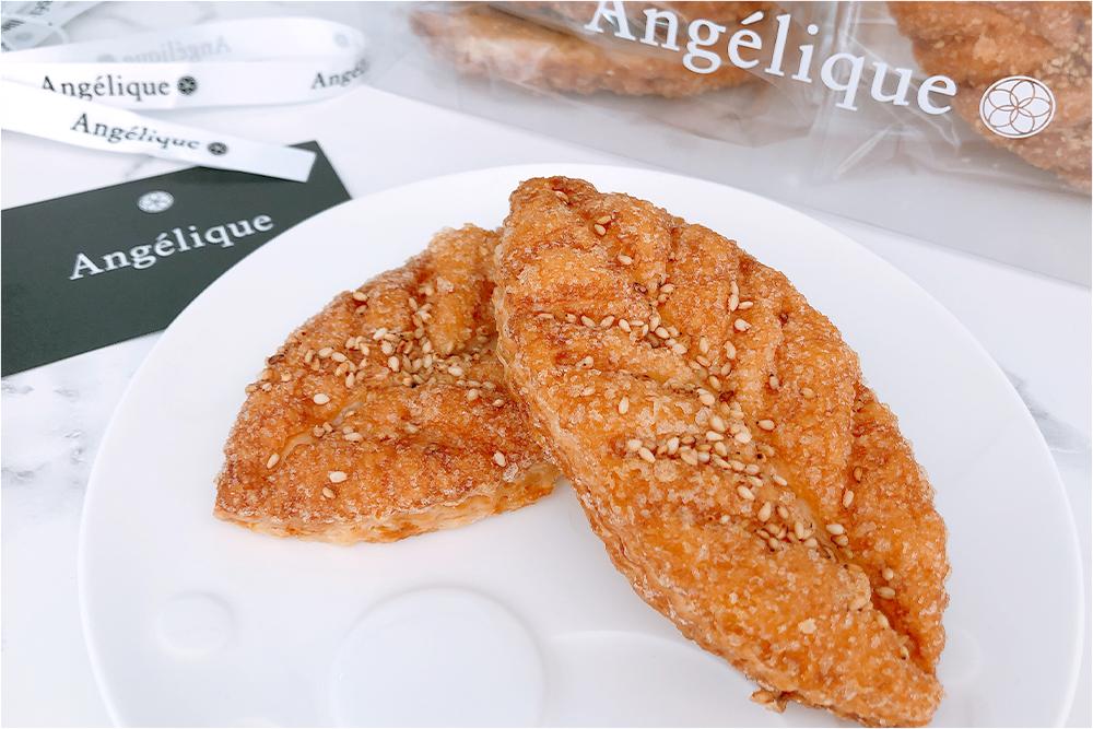 お取り寄せ Angelique アンジェリック 弘前 青森 東北スイーツ リーフパイ 焼菓子 焼き菓子