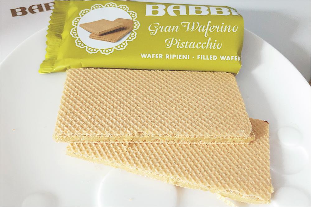 お取り寄せ BABBI バビ イタリア ウエハース 大人のウエハース ワッフェリーニ グランワッフェリーニ パケ買い