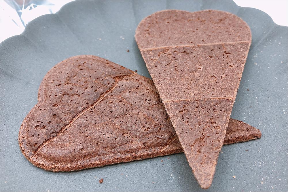 お取り寄せ BABBI バビ イタリア ワッフル ワッフェリーニ クオーレ 可愛い インスタ映え ハート型 プレゼント ホワイトデー 焼き菓子 ビスケット