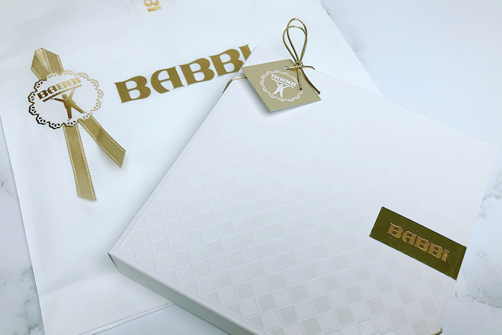 お取り寄せ BABBI バビ ウエハース ワッフェリーニ ヴィエネッズィ チョコレート 冬季限定 期間限定 季節限定 バレンタイン イタリア 高級 ラグジュアリー