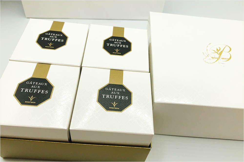 お取り寄せ BOULMICH ブールミッシュ BOUL'MICH 吉田菊次郎 トリュフケーキ モンドセレクション 最高金賞 カップケーキ
