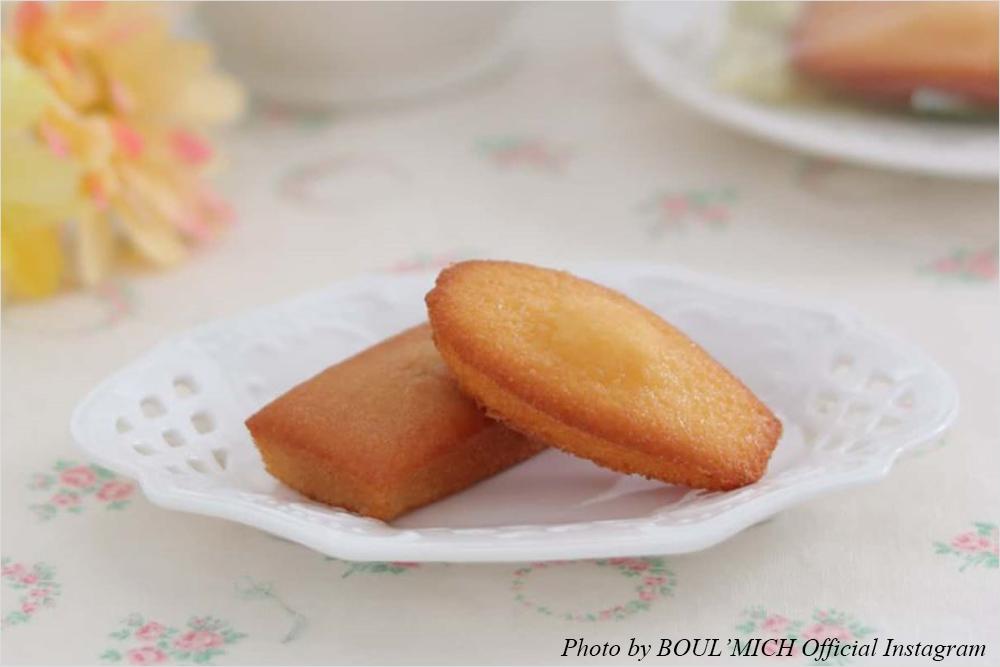 お取り寄せ BOUL'MICH 銀座 ブールミッシュ アルティザン ARTISAN フィナンシェ マドレーヌ 焼き菓子 店舗限定
