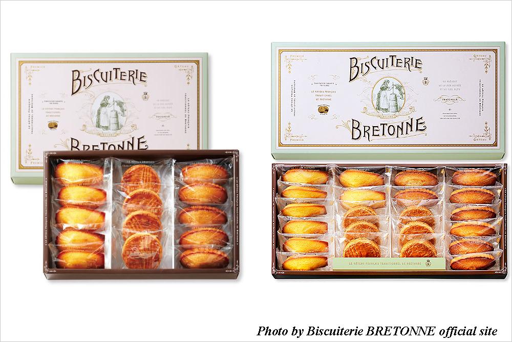 お取り寄せスイーツ Biscuiterie BRETONNE ビスキュイテリエ・ブルトンヌ 焼菓子 詰合せ アソート