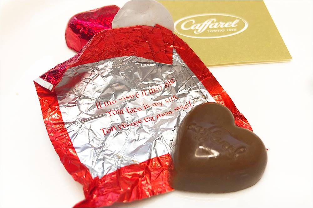 お取り寄せスイーツ Caffarel カファレル チョコレート ジャンドゥーヤ イタリア チョコレート缶