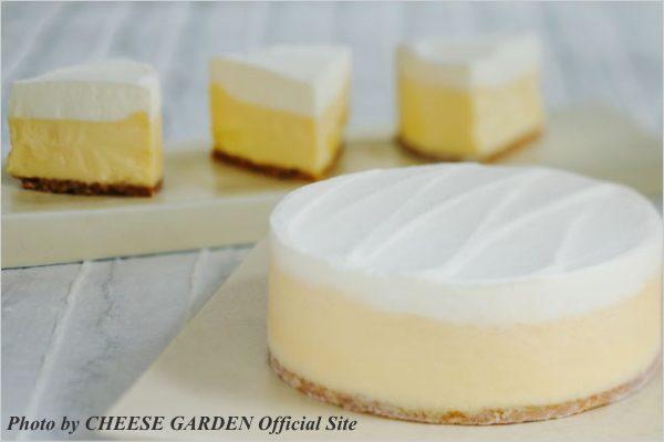 お取り寄せ CHEESE GARDEN(チーズガーデン) プレミアムチーズケーキ しらさぎ