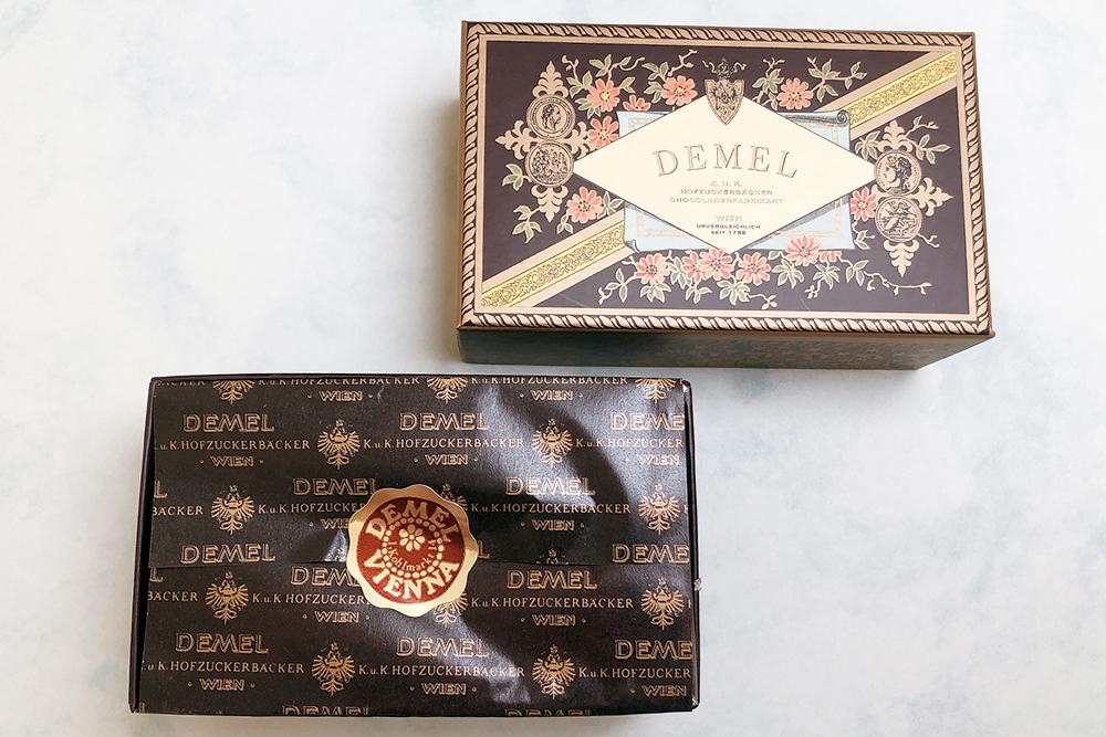 お取り寄せ DEMEL デメル オーストリア サワースティック スティックパイ おつまみ スパイス ホワイトデー プレゼント 手みやげ