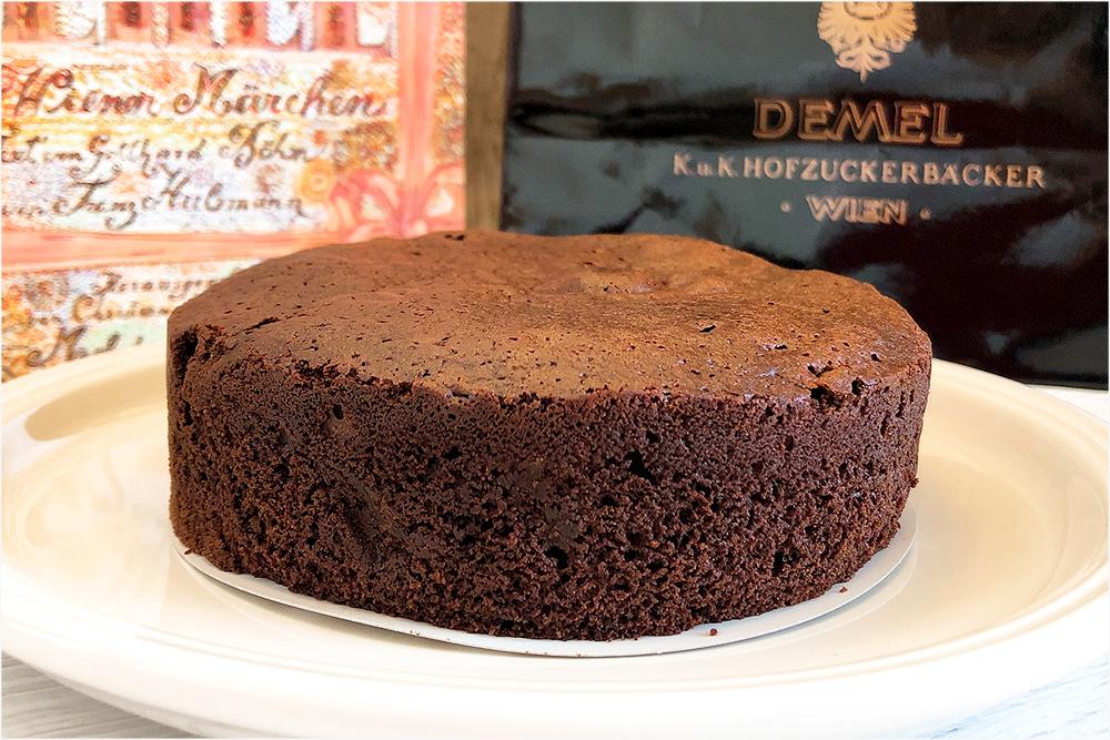 お取り寄せスイーツ DEMEL デメル オーストリア ショコラーデントルテ チョコレートケーキ