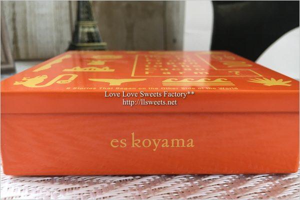 お取り寄せ es koyama(エスコヤマ) ソムリエ・ド・カカオ タブレットショコラ