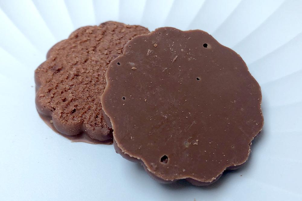 お取り寄せ Franck Kestener フランクケストナー フランス サブレショコラドンファン サブレ ショコラ ドンファン Salonduchocolat サロンデュショコラ 焼き菓子