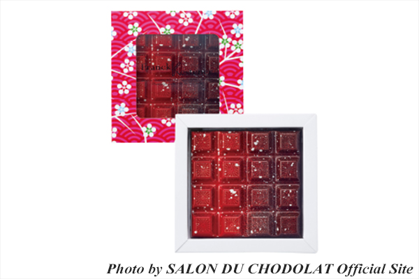 お取り寄せスイーツ Franck KESTENER フランクケストナー タブレット チョコレート サロンデュショコラ