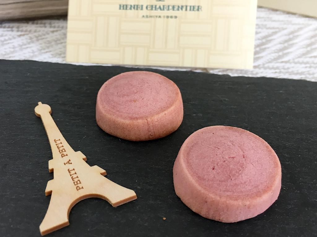 お取り寄せ HENRI CHARPENTIER アンリシャルパンティエ プティ・タ・プティ 焼菓子 クッキー缶 神戸スイーツ 芦屋スイーツ 兵庫スイーツ 手土産 缶入り