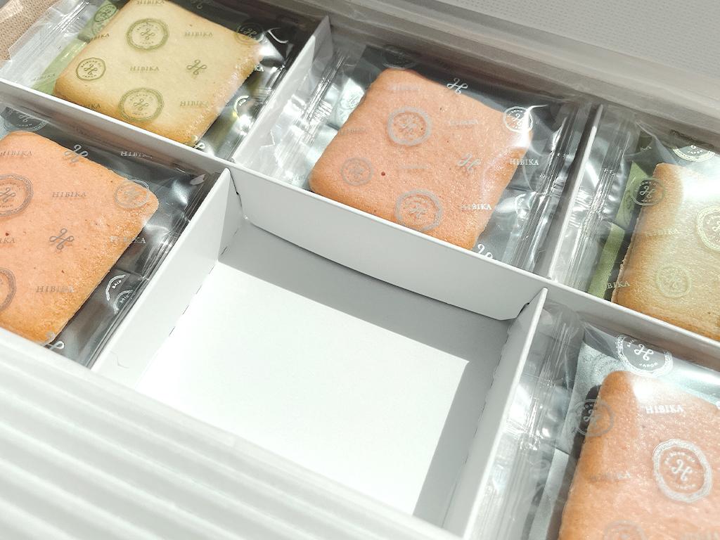 お取り寄せ ラングドシャ 春のラングドシャ 季節限定 春スイーツ 四季菓子 HIBIKA ひびか 百貨店ブランド いちごスイーツ