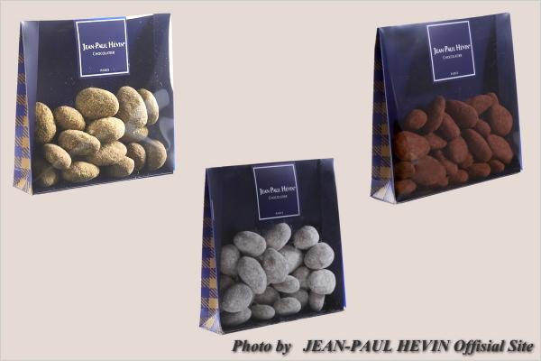 お取り寄せスイーツ JEAN-PAUL HEVIN ジャン=ポール・エヴァン エテュイ アマンドカフェ 季節限定 チョコレート