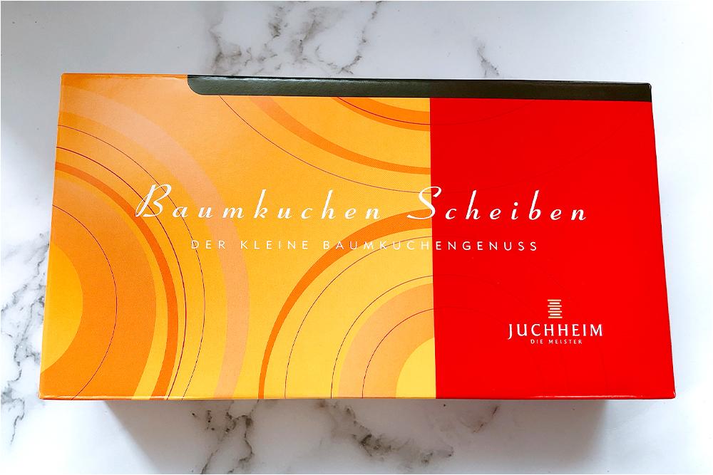 お取り寄せ JUCHHEIM DIE MEISTER ユーハイムディーマイスター バウムクーヘン バームクーヘン バウムクーヘンシャイベン 期間限定 季節限定 詰合せ キャラメル 贈り物