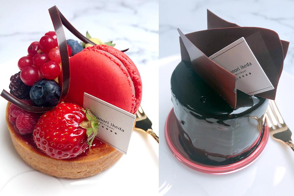 お取り寄せ スイーツ チーズケーキ 一口 個包装 カズノリイケダ Kazunori ikeda individuel アンディヴィデュエル 仙台 宮城 池田一紀
