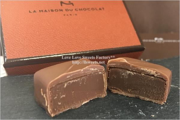 お取り寄せ LA MAISON DU CHOCOLAT(ラ・メゾン・デュ・ショコラ) アタンション