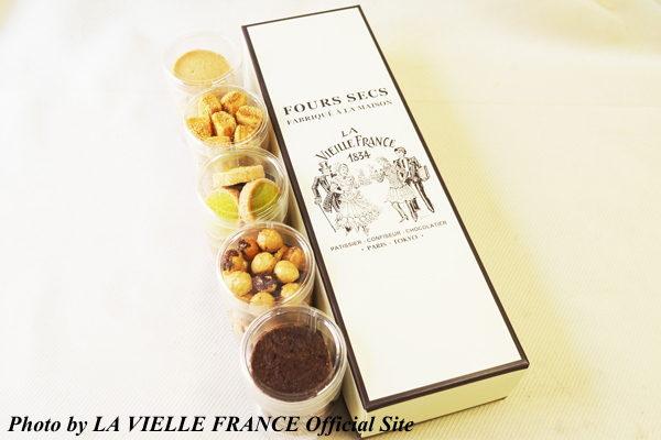 お取り寄せ LA VIELLE FRANCE(ラ・ヴィエイユ・フランス) サブレ 詰合せ