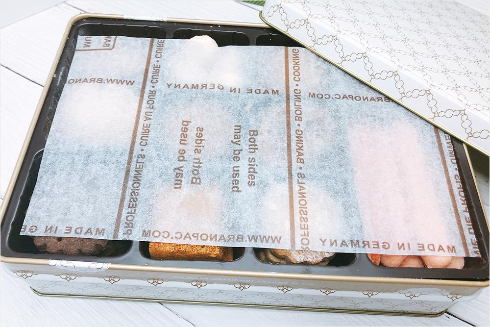 お取り寄せスイーツ Le Detail du grenier a pain ル・デタイユ・デュ・グルニエ・ア・パン 伊勢丹 クッキー缶 フールセック
