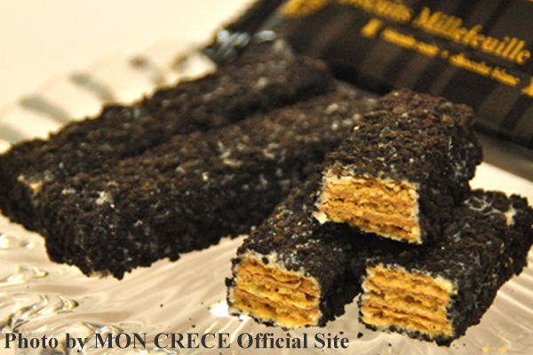 LE FEUILLES レフィーユ Biscuits Millefeuille Croute ビスキュイミルフィーユコートゥ ミルフィーユ