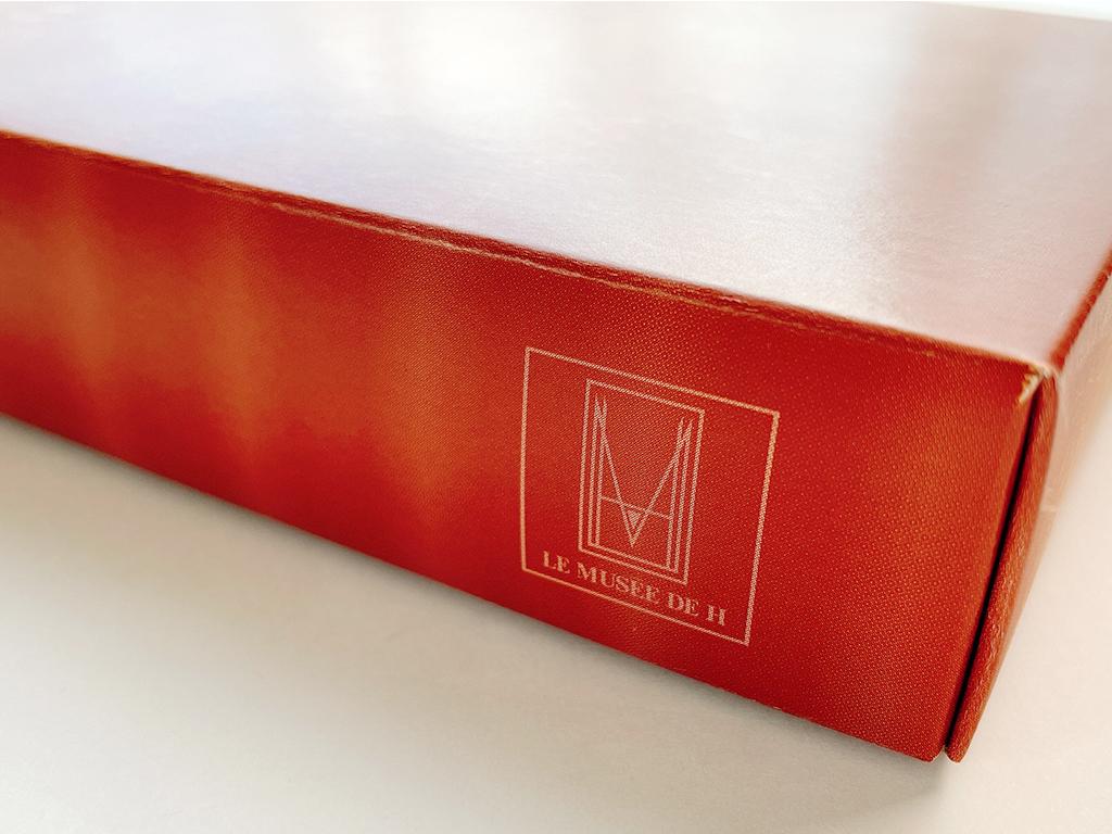 お取り寄せ ルミュゼドゥアッシュ LE MUSEE DE H ルショコラドゥアッシュ LE CHOCOLAT DE H 辻口博啓 バウムクーヘン 大麦バウム スライスバウム 個包装 カットタイプ 金沢スイーツ 小松産大麦