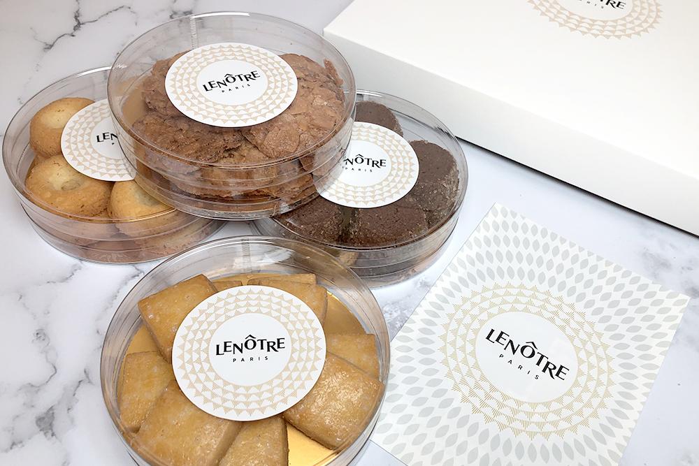お取り寄せ LENOTRE ルノートル フールセック クッキー 詰合せ アソート ラグジュアリー フランス 高級