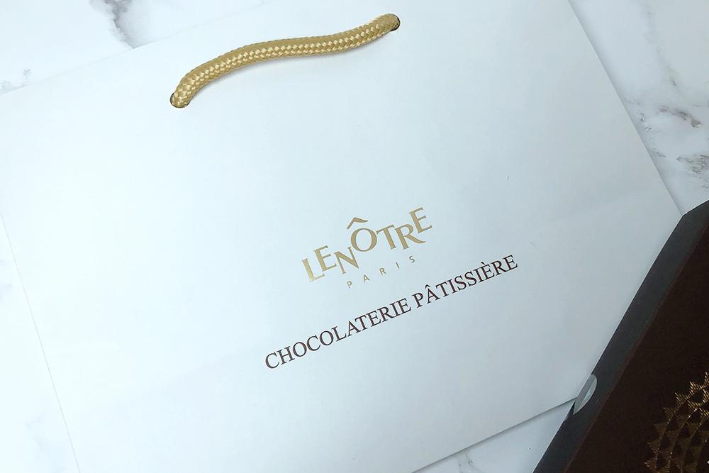 お取り寄せ LENOTRE ルノートル フランス クレープ チョコレート チョコレート菓子 ショコラ バレンタイン