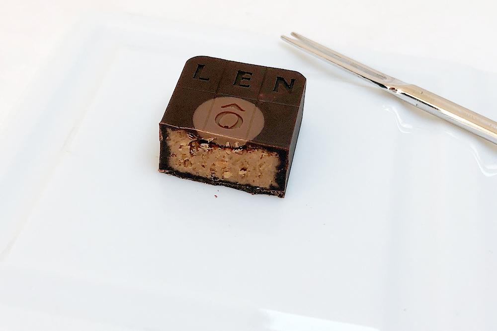 お取り寄せ LENOTRE ルノートル フランス プラリネ ガナッシュ アソート 三越伊勢丹 限定 サロンデュショコラ チョコレート ショコラ バレンタイン