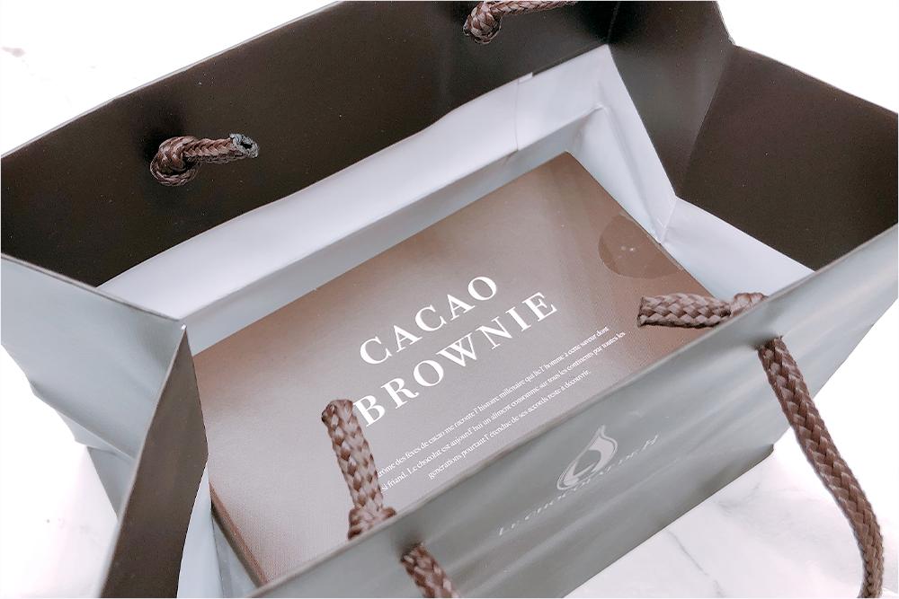 お取り寄せ Le chocolat de H ル・ショコラ・ドゥ・アッシュ 辻口博啓 カカオブラウニー カカオ ブラウニー 渋谷ヒカリエ 新作