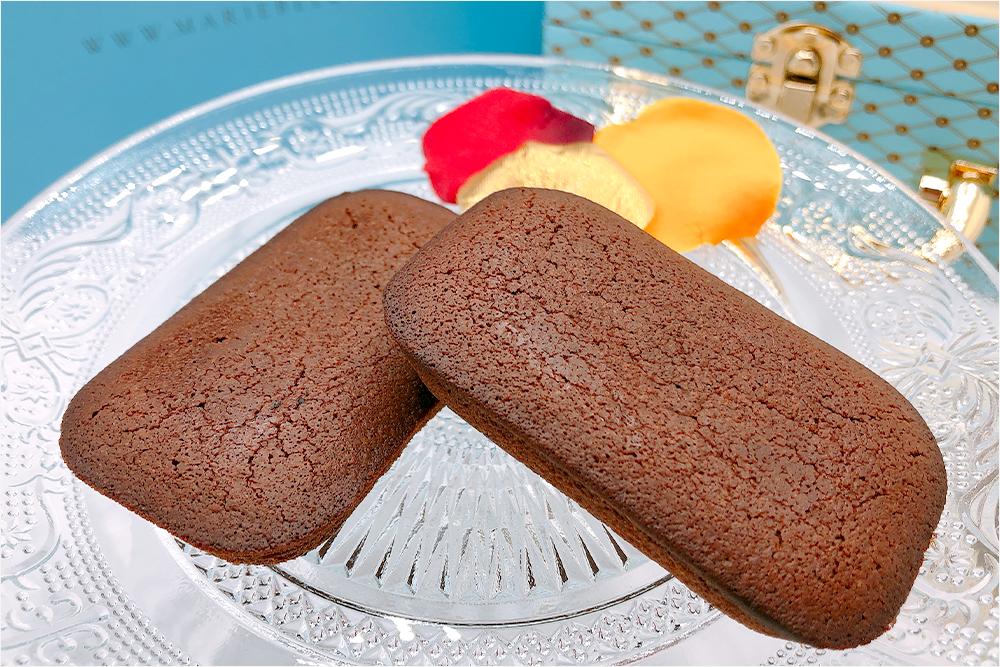 お取り寄せ MARIEBELLE マリベル NY ニューヨーク フィナンシェ チョコレート 高級 ショコラティエ ランチボックス パケ買い 可愛いスイーツ バレンタイン 限定