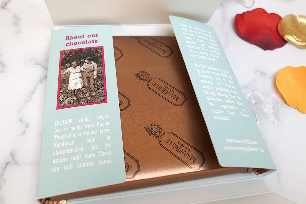 お取り寄せ MARIEBELLE マリベル NY ニューヨーク 板チョコ SIGNATURE BAR ミルクチョコレート チョコレート バービーコラボ Barbie タブレット