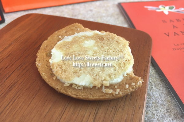 お取り寄せ Mon cher パティスリー モンシェール タヒチアンバニラ クッキー