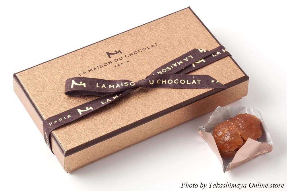 スイーツ情報 発売情報 期間限定 マロングラッセ 特別限定品 LA MAISON DU CHOCOLAT ラ・メゾン・デュ・ショコラ 高級ショコラティエ