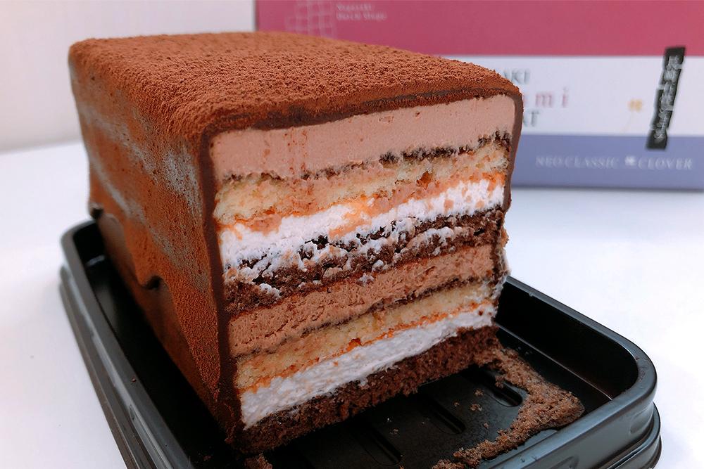 お取寄せ NEO CLASSIC CLOVER ネオクラシッククローバー 長崎石畳ショコラ ご当地おやつランキング グランプリ 一条富春 ヒルナンデス 月曜からよふかし ショコラ チョコレートケーキ