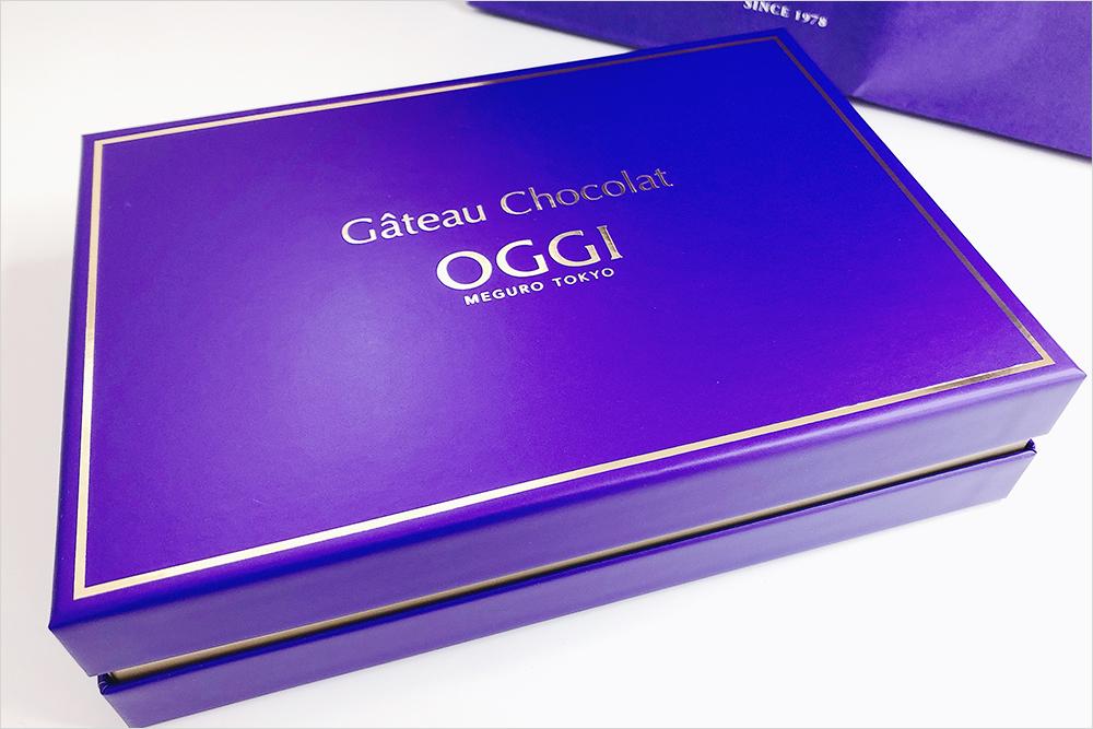 お取り寄せスイーツ OGGI オッジ 目黒 ガトーショコラ ショコラデショコラ