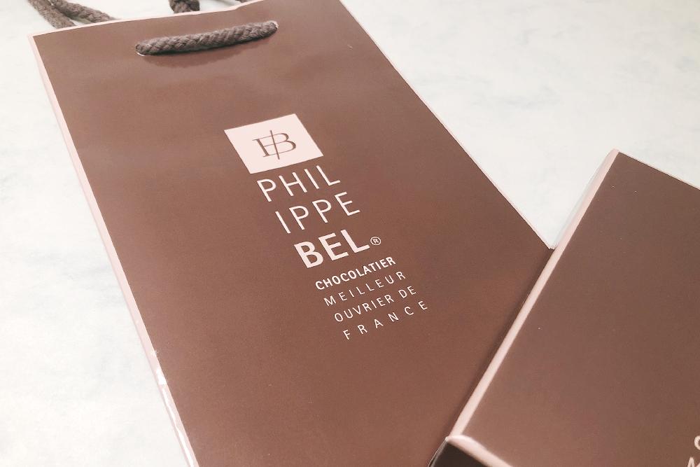 お取り寄せ フィリップベル Philippe BEL フランス ボワットクール チョコレート プラリネ ショコラ バレンタイン サロンデュショコラ