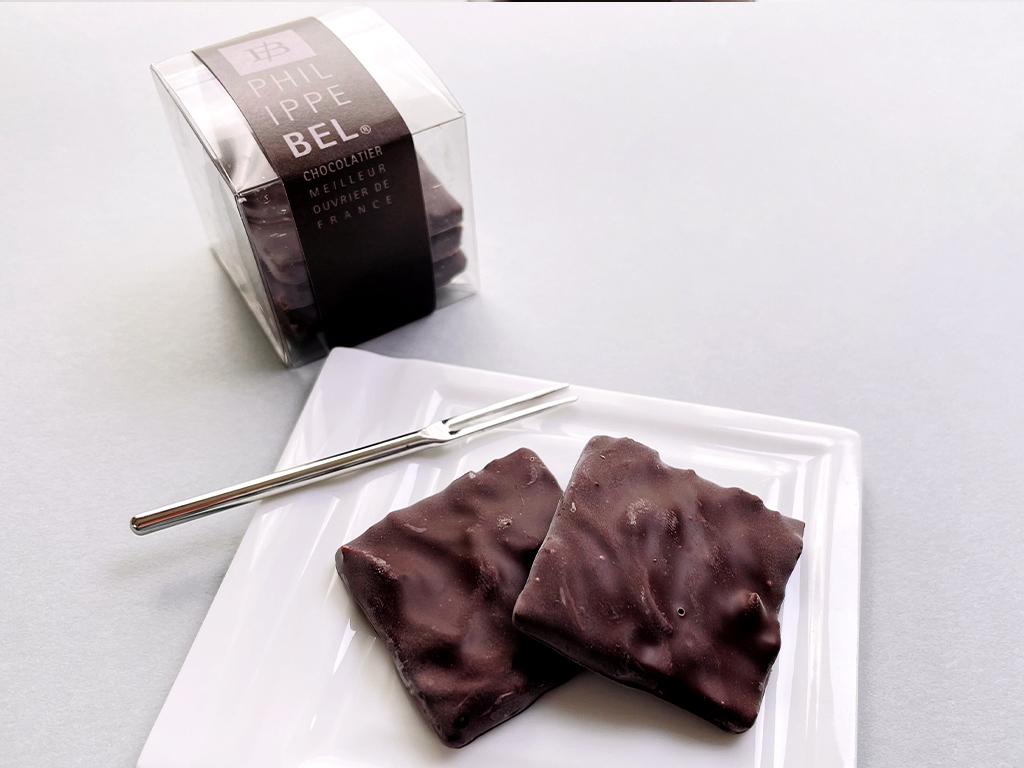 お取り寄せ フィリップベル Philippe BEL オレンジコンフィ フランス フロランタン チョコレート プラリネ ショコラ バレンタイン サロンデュショコラ