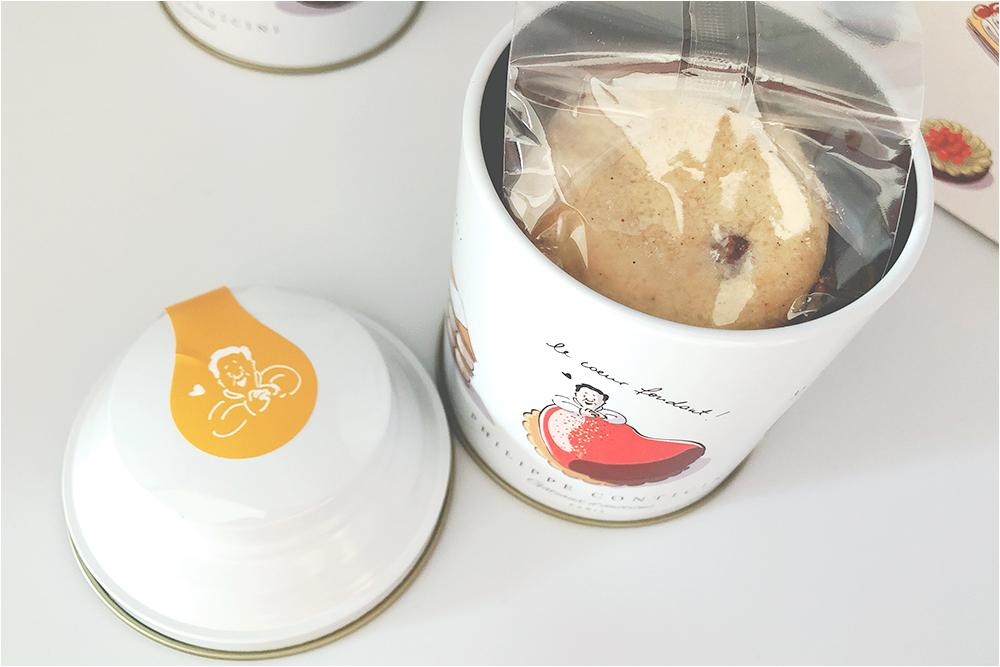 お取り寄せ PHILIPPE CONTICINI フィリップ・コンティチーニ 渋谷スクランブルスクエア クッキー缶 缶入り パケ買い 可愛い おしゃれ 高級