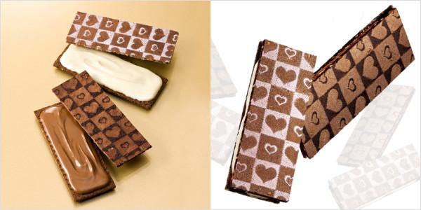 お取り寄せレポート 銀のぶどうのチョコレートサンド