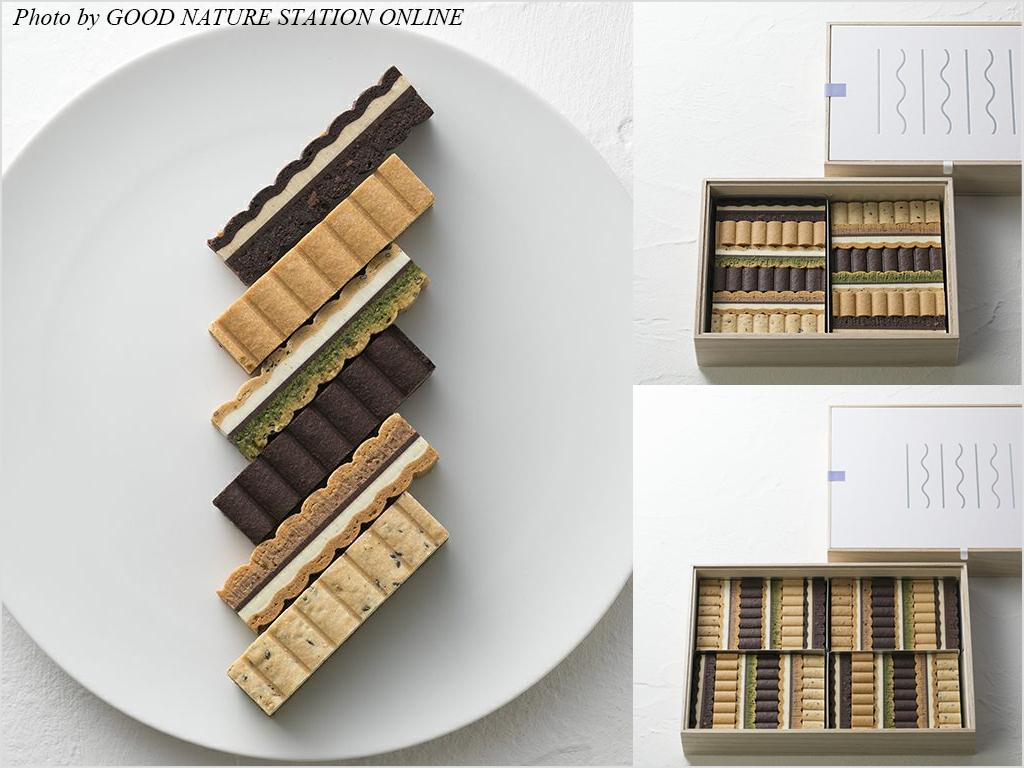 お取り寄せ RAU ラウ チョコレート パティスリー Nami-Nami ナミナミ サンドクッキー クリームサンド 京都スイーツ 京都みやげ 関西スイーツ 関西みやげ
